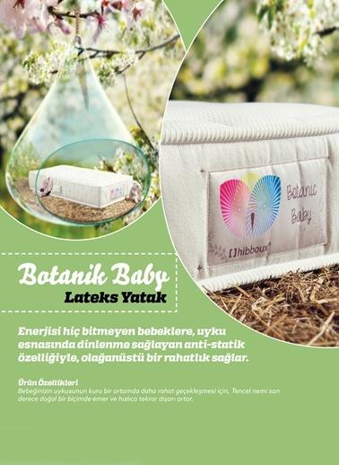 Botanic Baby Pocket Yaylı Yatak 70x130 Cm-Hibboux by Yataş